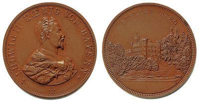 10 июня 1886 года консилиум врачей признал короля Людвига II Баварского сумасшедшим..jpg