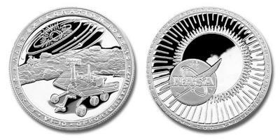 10 июня 2003 года — с мыса Канаверал запущена ракета-носитель с марсоходом «Spirit» на борту.jpg
