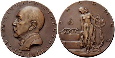 11 июня 1864 года родился — Рихард Штраусс..jpg