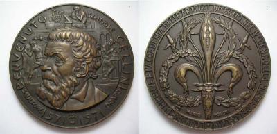 3 ноября 1500 года родился — Бенвенуто Челлини, выдающийся итальянский скульптор.jpg