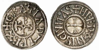 13 июня 823 года родился — Карл II Лысый.jpg
