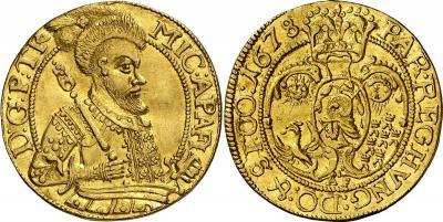 3 ноября 1632 года родился — Михай I Апафи..jpg