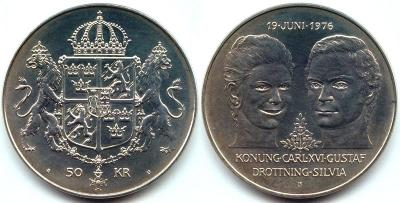 19 июня 1976 года бракосочетание Карл XVI Густав .JPG