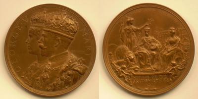 22 июня 1911 коронация Георг V.JPG
