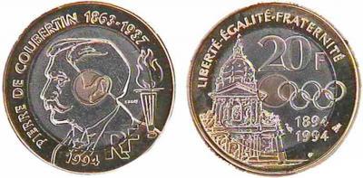 1 января 1863 года родился — Пьер де Кубертен...jpg