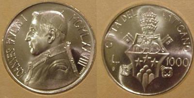 17 октября 1912 года родился — Иоанн Павел I.jpg