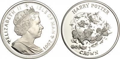 1 крона Гарри Поттер 2001.jpg