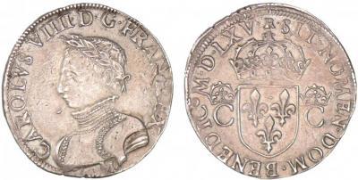 27 июня 1550 года года родился —  Карл IX.jpg