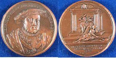 28 июня 1491 Генрих VIII...jpg