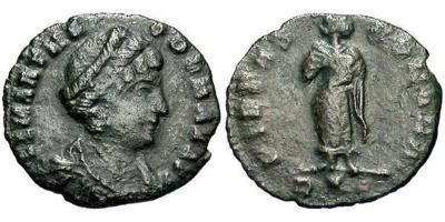 28 июня 548 года умерла — Феодора, византийская императрица.jpg