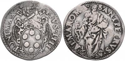 28 июня 1476 года родился — Павел IV ..jpg