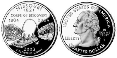 10 августа 1821 года – Миссури стал 24 -м штатом США.jpg