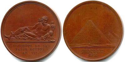 2 июля 1798 года — захват города Александрии Наполеоном во время Египетского похода.jpg