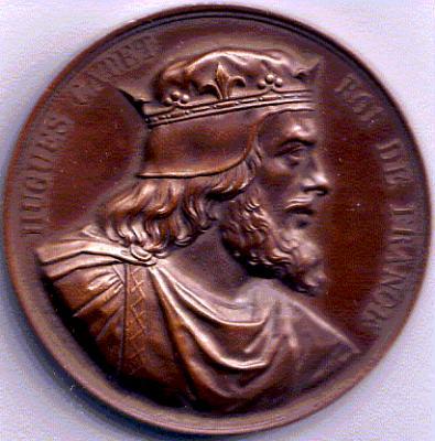 3 июля 938 года родился — Гуго Капет.jpg
