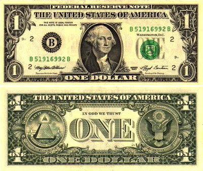 6 июля 1785 года — Конгресс США постановил назвать американскую валюту «долларом».jpg