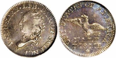 6 июля 1785 года — Конгресс США постановил назвать американскую валюту долларом.jpg