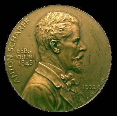 10 июня 1845 года родился — Антон Шарфф.png
