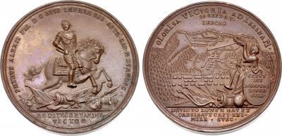 9 октября 1708 года Битва при Лесной.jpg