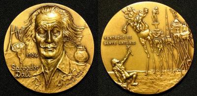 11 мая 1904 родился Сальвадор Дали..jpg