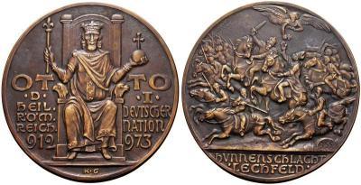 23 ноября 912 года родился — Оттон I Великий, германский король и император....jpg