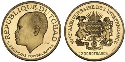 11 августа 1960 года — Французская колония Чад обрела независимость.jpg