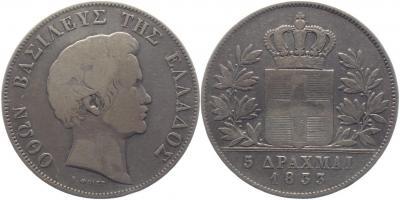 8 августа 1832 года Принц Оттон (Όθων), сын баварского короля, провозглашён королём Греции.jpg