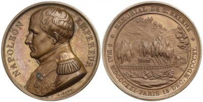 8 августа 1815 года - Наполеон (Napoléon Bonaparte) отправился в ссылку на остров Святой Елены . .jpg