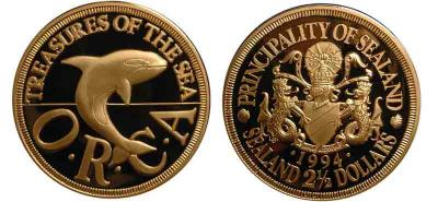 2 сентября 1967 года — Кня́жество Си́ленд отмечает День независимости от Великобритании..jpg