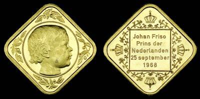 25 сентября 1968 Принц Фризо Оранско-Нассауский, граф Оранско-Нассауский, йонкхер ван Амсберг.jpg