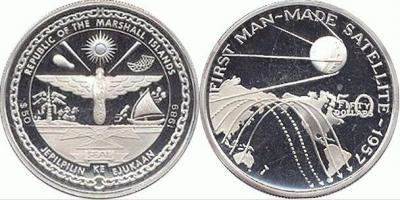 marshall islands_1989_Запуск первого искусственного спутника Земли.JPG