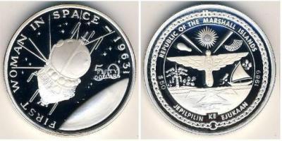 marshall islands_1989_Первая женщина в космосе в 1963 году.JPG