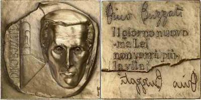 16 октября 1906 года родился  —Дино Буццати, итальянский писатель, журналист и художник.jpg