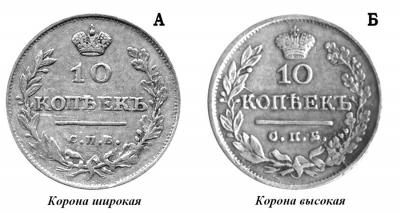 10 копеек 1819-21 - КОРОНЫ.jpg
