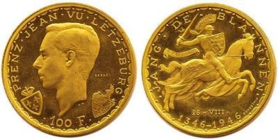 Luxembourg_100_francs_1946_ESSAI_Gold_KM_E58_.jpg