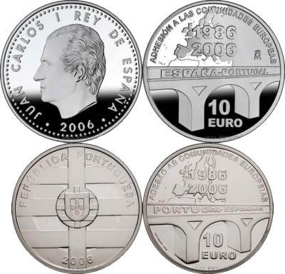 1 января 1986 года вхождение Испании и Португалии в ЕС.jpg