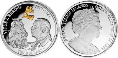 Виргинские о-ва 10 долларов 2011 Витус Беринг.jpg