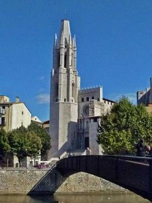 Жирона Церковь Святого Феликса..JPG