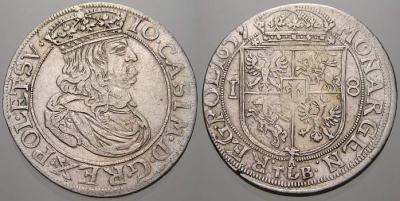 Johann Casimir.Ort 1659.jpg
