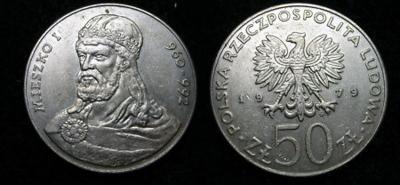 25 мая 992 года умер — Мешко I.JPG