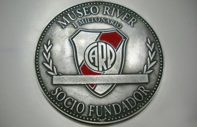 25 мая 1901 года — Основан «Ривер Плейт», один из самых титулованных спортивных футбольных клубов Аргентины.jpg