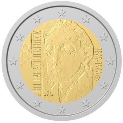 2 euro finlandia 2012 Helene Schjerfbeck.jpg