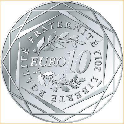 10 евро 2012 года Франция.jpg