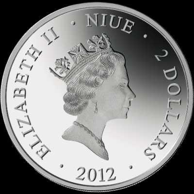 Ниуэ 2012 2$ Тайная вечеря 1 унция серебро.jpg