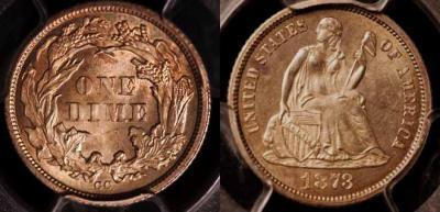 Монета 1873 года  ушла с молотка в США за 1,6 млн долларов.jpg