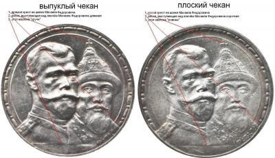 300 - лет Романовым 2 чекана.jpg