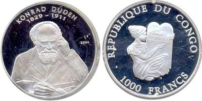 3 января 1829 года родился — Конрад Дуден.jpg