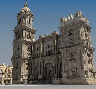 Малага. Кафедральный собор.jpg