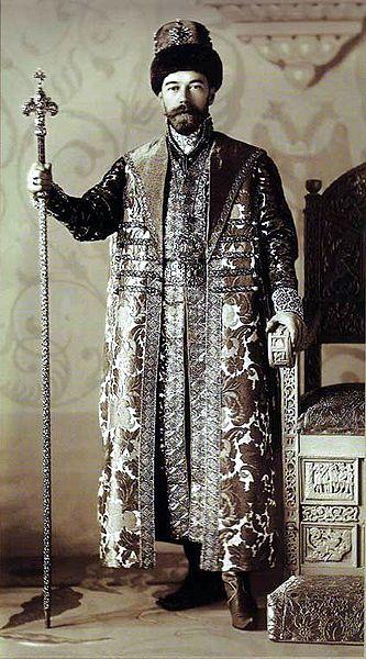 По требованию революционного петроградского совета был арестован последний русский царь николай ii, впоследствии