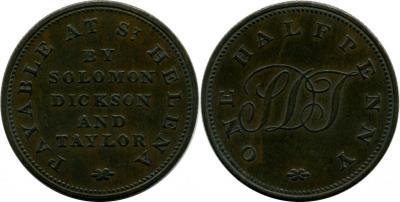cSTH-1Solomon,-Dickson-and taylor Half Penny 1821.jpg