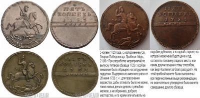 1723 5 Kopecks Trial - Novodel - Fake coins.jpg